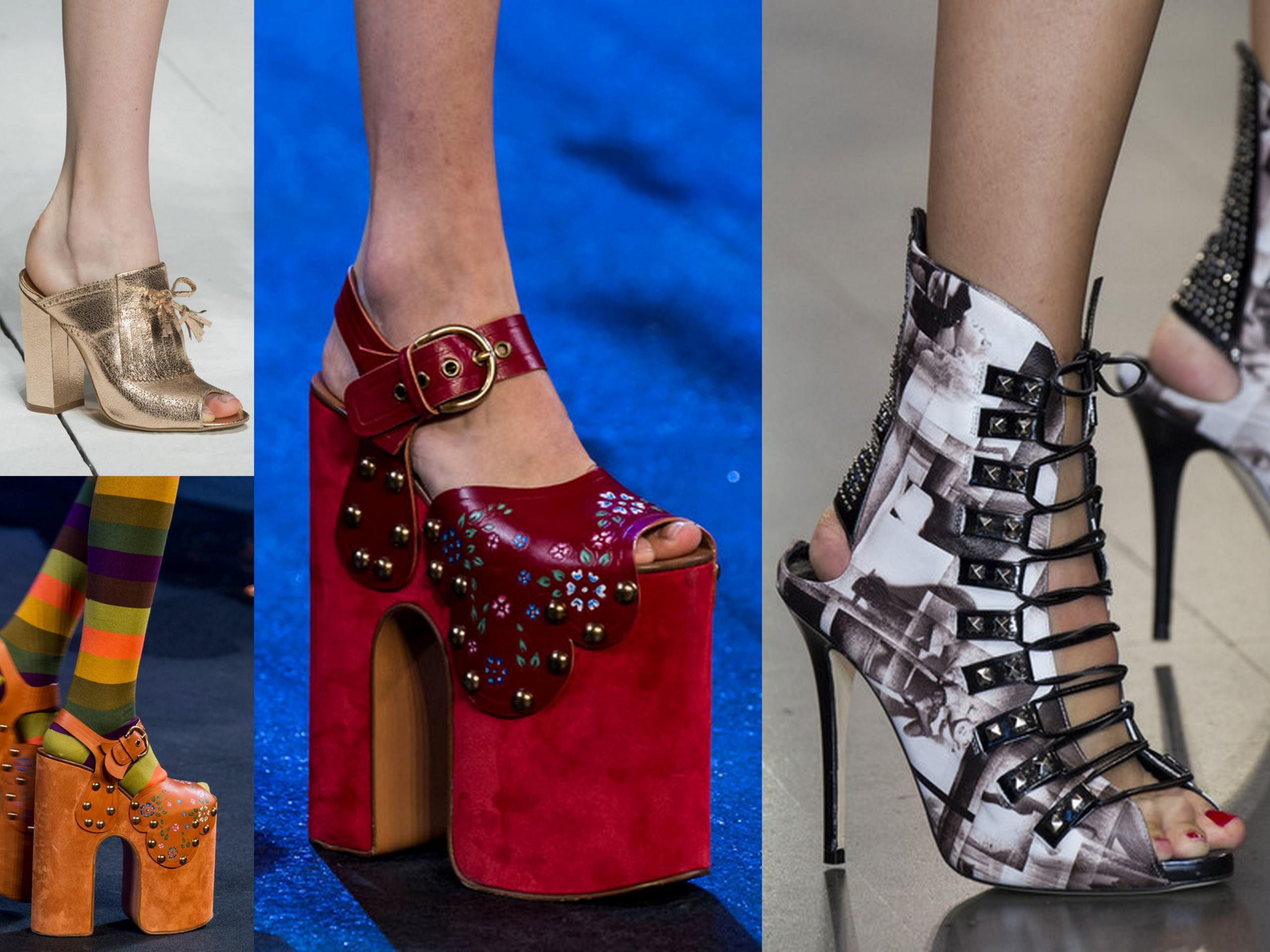 Модне жіноче взуття весна-літо 2017  найкращі новинки сезону  7391273a61b59