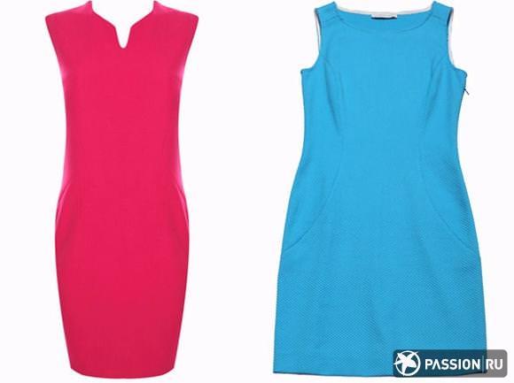 Модні літні плаття та сарафани 2014 (93 моделі)  8b70ad8d29450