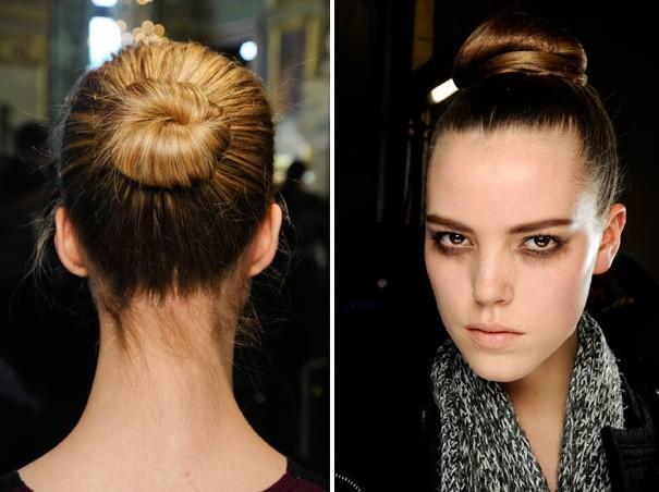 Модні зачіски 2013 прості ідеї зі