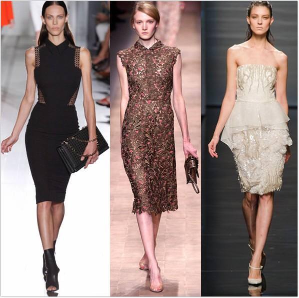 Модні плаття весна літо 2013 нев януча