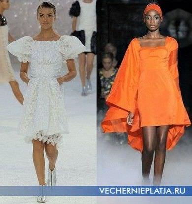 Плаття Chanel і Jean-Charles de Castelbajac.
