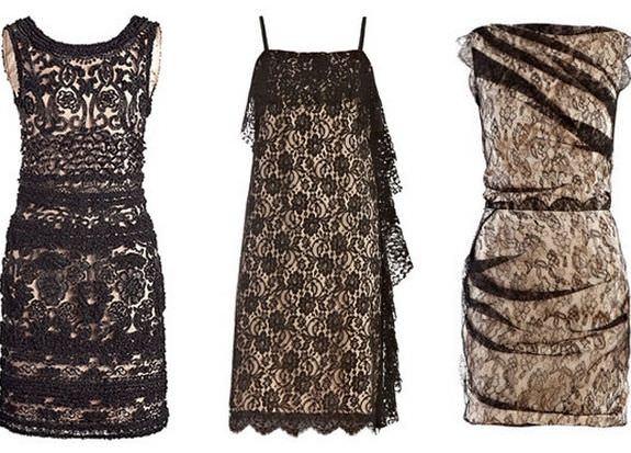 be0449aa064b18 ... модні гіпюрові плаття 2012 ...